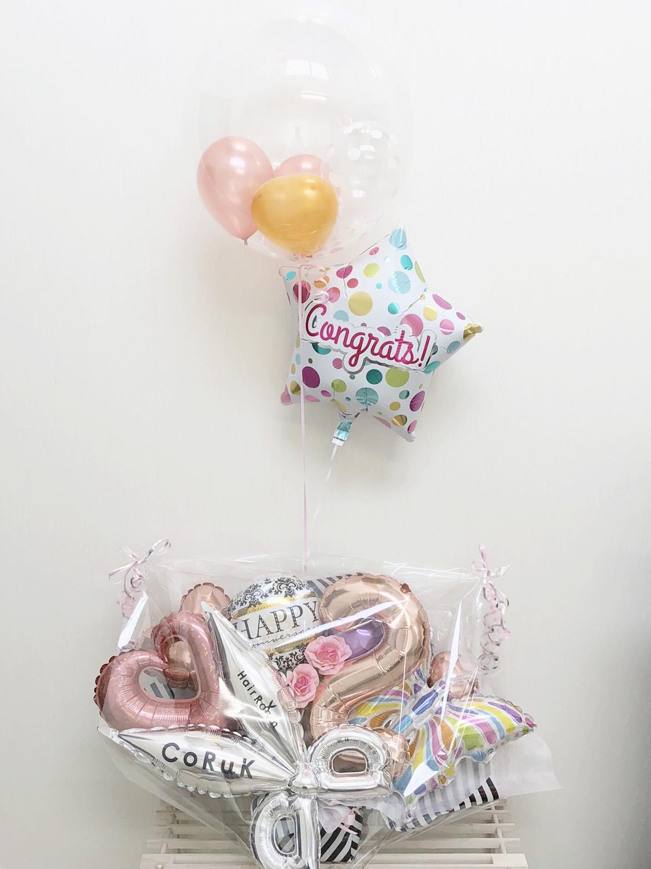 美容室CoRuK様2周年祝い